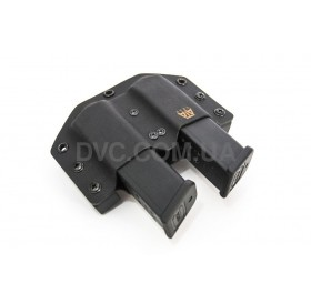 Паучер ATA-gear Double pouch для Glock