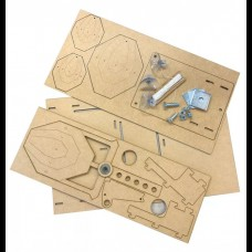 Тренировочная мишень DAA Dry-Fire SWINGER Target Kit
