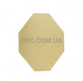 Мішень картонна МКПС 100 шт - колір коричневий
