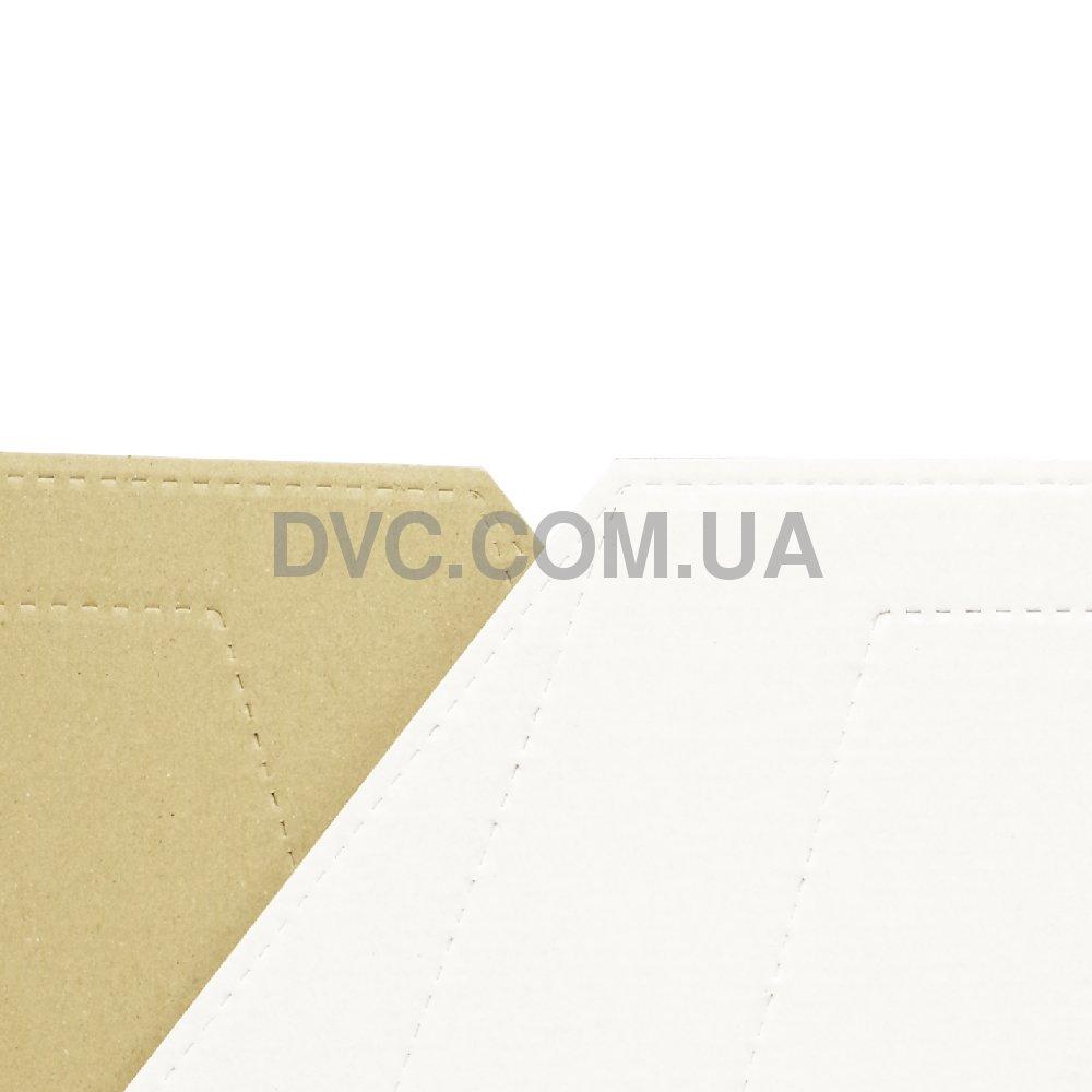 Мишень картонная МКПС 100 шт - цвет белый