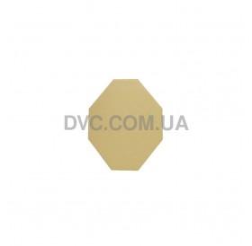 Мишень картонная МКПС 60% 100 шт- цвет коричневый