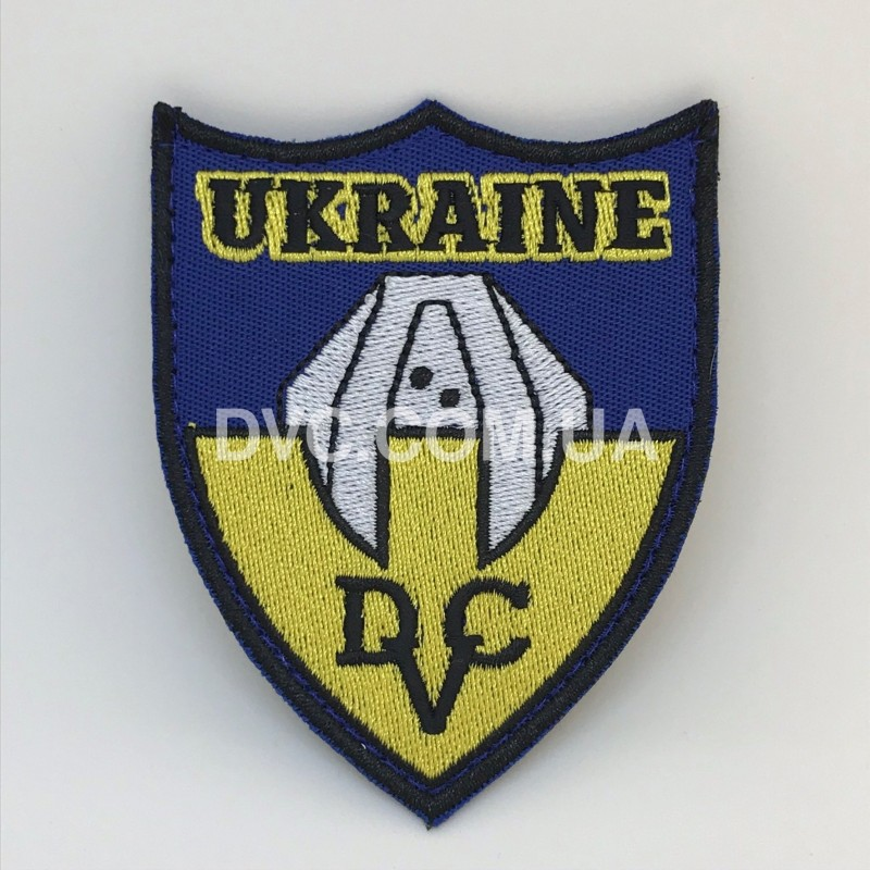 Шеврон МКПС Україна