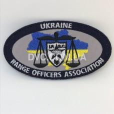 Шеврон Судья МКПС Украина