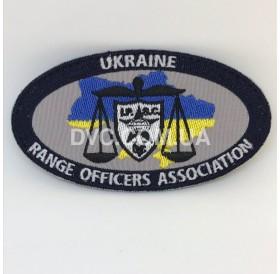 Шеврон Суддя МКПС Україна