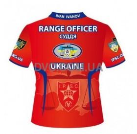 Форма для судей МКПС Украина