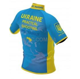 Форма стрелковая МКПС Украины с коротким рукавом