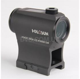 Коллиматорный прицел Holosun HS403С