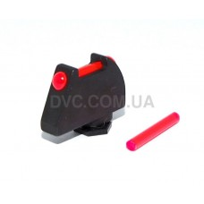 Мушка оптоволоконная LPA MP52F для GLOCK