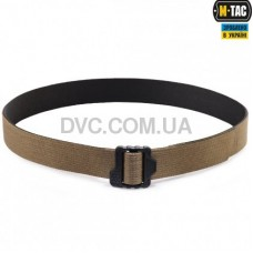 Ремень M-TAC DOUBLE DUTY TACTICAL BELT HEX COYOTE/BLACK