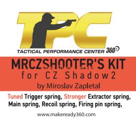 Комплект Спортивных Пружин Mrczshooter's kit для CZ Shadow 2