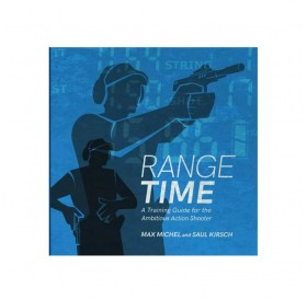 Книга RANGE TIME by Max Michel and Saul Kirsch