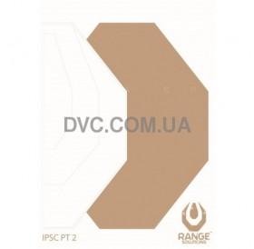 Мишень бумажная RS-IPSC-PT2 bok