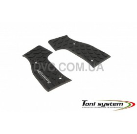 Накладки сменные на рукоятку TONI SYSTEM Vibram для AR-15